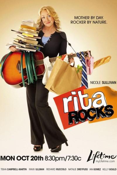 Caratula, cartel, poster o portada de Rita Rocks