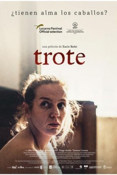 Caratula, cartel, poster o portada de Trote