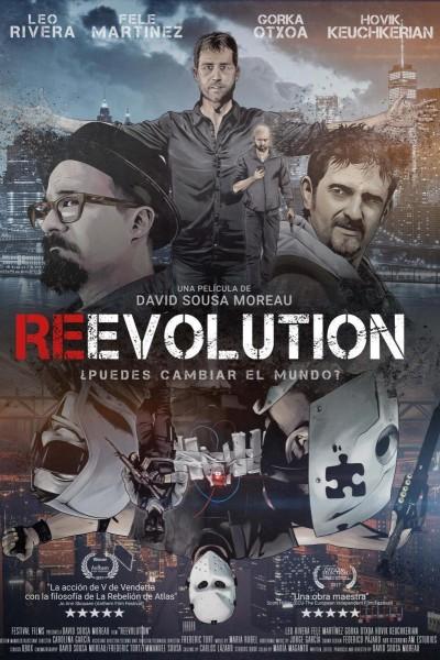 Caratula, cartel, poster o portada de Reevolution