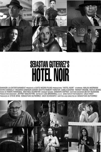 Caratula, cartel, poster o portada de Hotel Noir