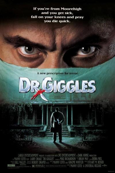 Caratula, cartel, poster o portada de Dr. Rictus