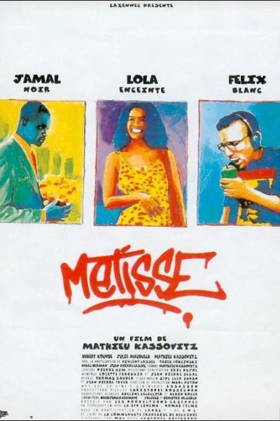 Caratula, cartel, poster o portada de Métisse