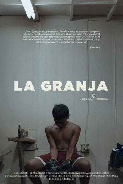 Caratula, cartel, poster o portada de La granja