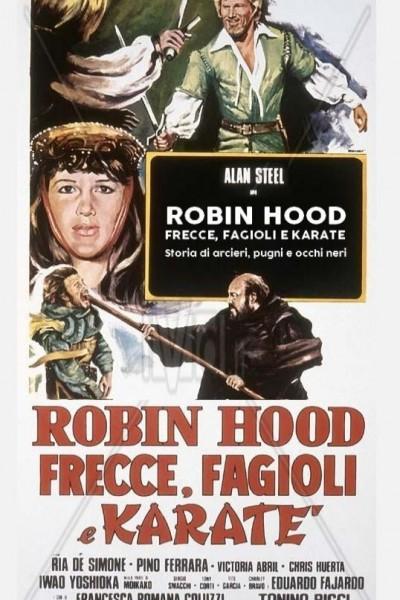 Caratula, cartel, poster o portada de Y le llamaban Robin Hood