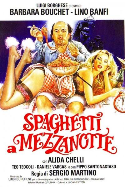 Caratula, cartel, poster o portada de Cuernos con salsa picante