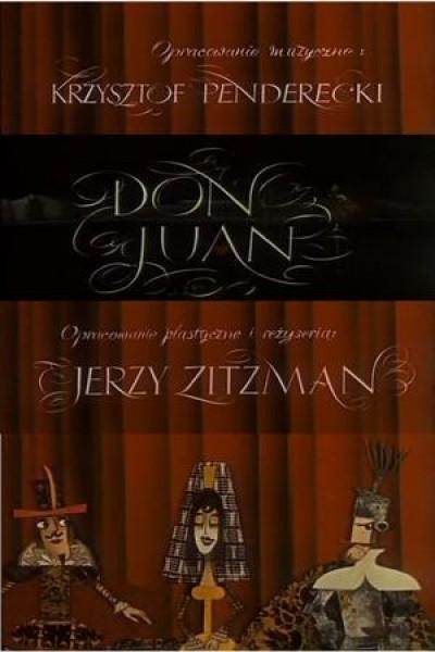 Caratula, cartel, poster o portada de Don Juan