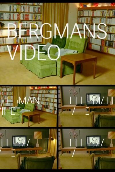 Caratula, cartel, poster o portada de Bergmans Video