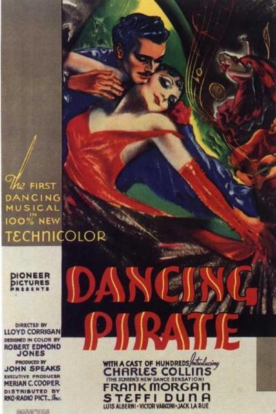 Caratula, cartel, poster o portada de Dancing Pirate