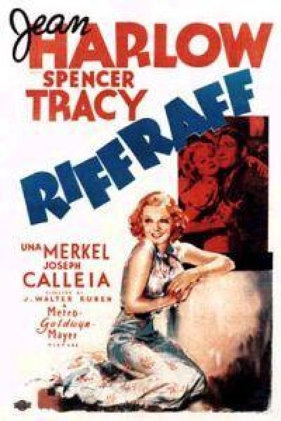 Caratula, cartel, poster o portada de Flor de arrabal