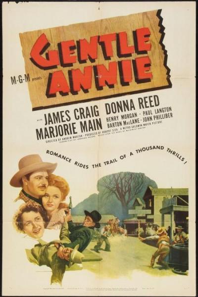 Caratula, cartel, poster o portada de Gentle Annie