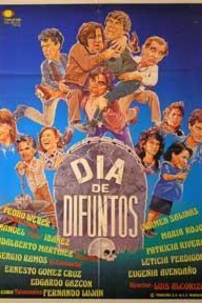Caratula, cartel, poster o portada de Día de difuntos
