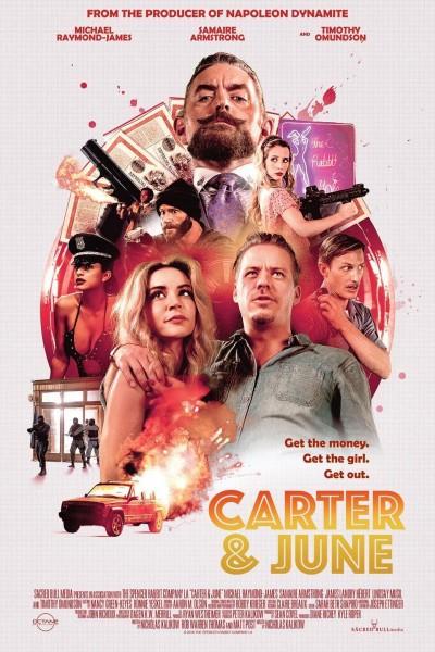 Caratula, cartel, poster o portada de Carter & June