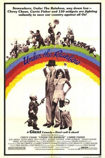 Caratula, cartel, poster o portada de Under the Rainbow