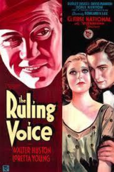 Caratula, cartel, poster o portada de The Ruling Voice