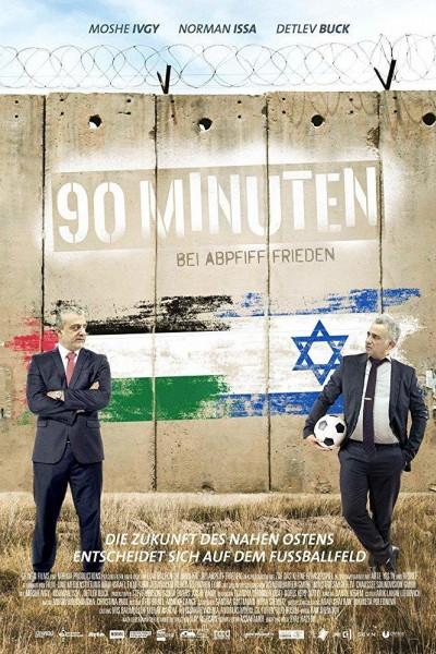 Caratula, cartel, poster o portada de The 90 Minute War