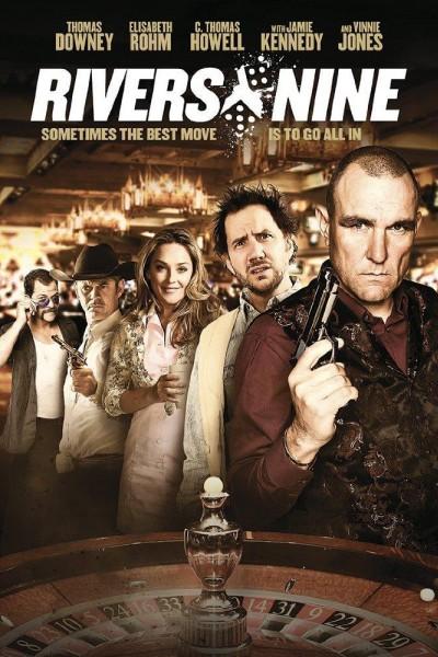 Caratula, cartel, poster o portada de Rivers 9 (Rivers Nine)