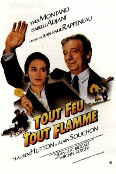 Caratula, cartel, poster o portada de Tout feu, tout flamme