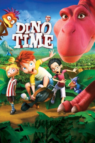 Caratula, cartel, poster o portada de Dino Time