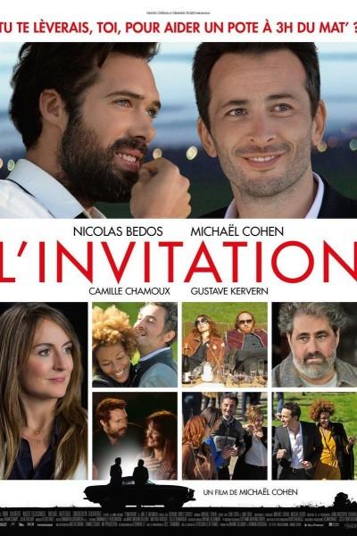 Caratula, cartel, poster o portada de L\'invitation