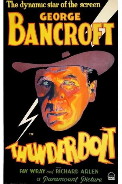 Caratula, cartel, poster o portada de Thunderbolt