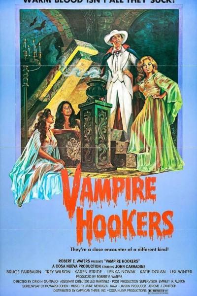 Caratula, cartel, poster o portada de Vampire Hookers