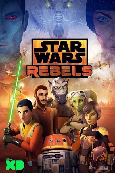 Caratula, cartel, poster o portada de Star Wars Rebels: Héroes de Mandalore