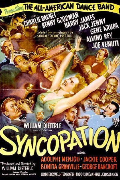 Caratula, cartel, poster o portada de Syncopation