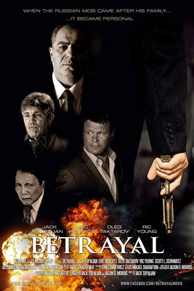 Caratula, cartel, poster o portada de Betrayal