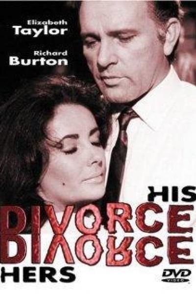 Caratula, cartel, poster o portada de Se divorcia él, se divorcia ella