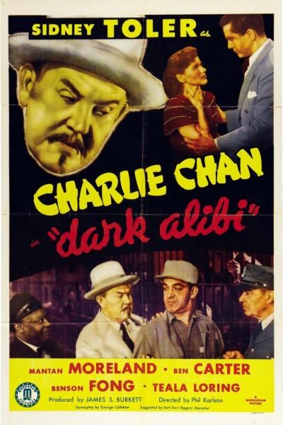 Caratula, cartel, poster o portada de Charlie Chan en Alcatraz