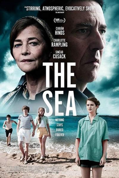 Caratula, cartel, poster o portada de El mar