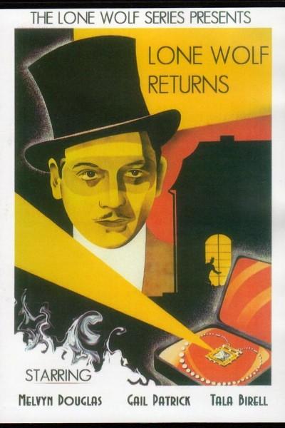 Caratula, cartel, poster o portada de The Lone Wolf Returns