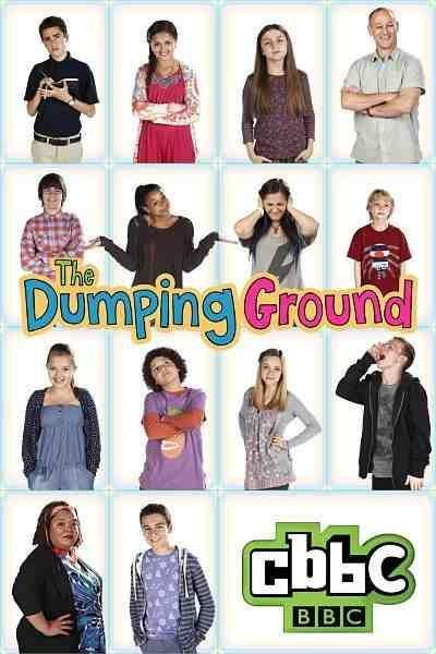 Caratula, cartel, poster o portada de The Dumping Ground