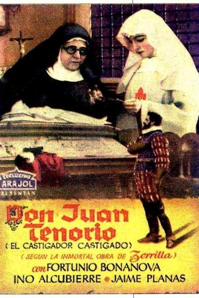 Caratula, cartel, poster o portada de El castigador castigado