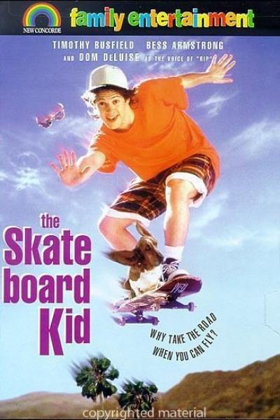 Caratula, cartel, poster o portada de Magia del corazón (Skateboard Kid)