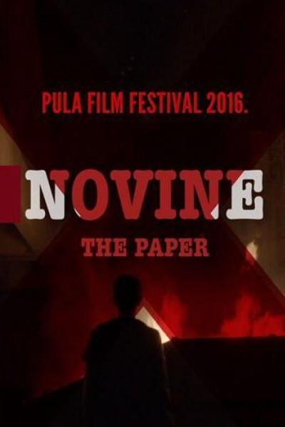 Caratula, cartel, poster o portada de The Paper