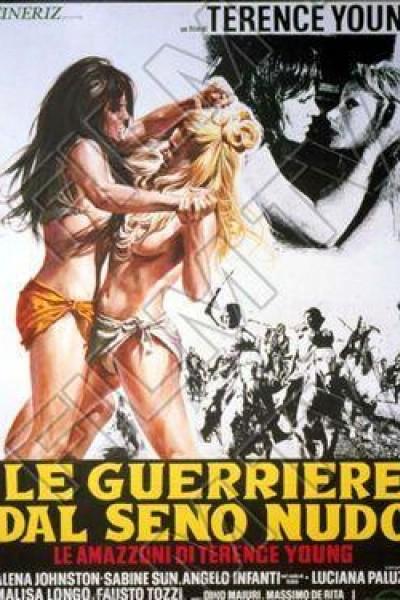 Caratula, cartel, poster o portada de Las Amazonas