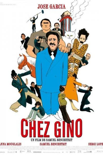 Caratula, cartel, poster o portada de Chez Gino