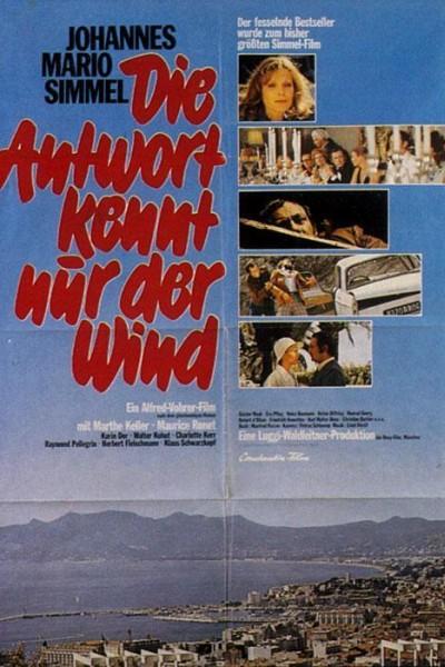 Caratula, cartel, poster o portada de Die Antwort kennt nur der Wind