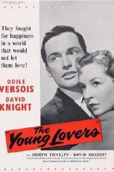 Caratula, cartel, poster o portada de Los jóvenes amantes