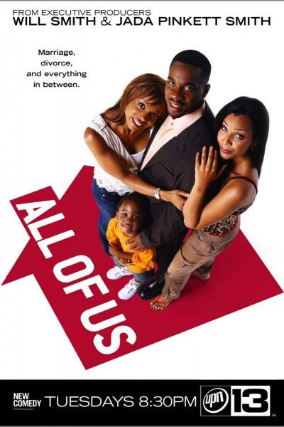 Caratula, cartel, poster o portada de All of Us