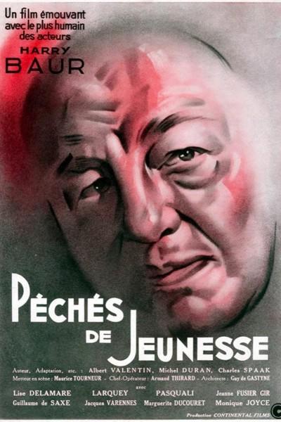 Caratula, cartel, poster o portada de Péchés de jeunesse