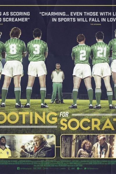 Caratula, cartel, poster o portada de Shooting for Socrates
