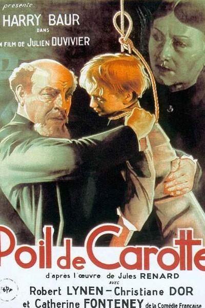 Caratula, cartel, poster o portada de Pelirrojo