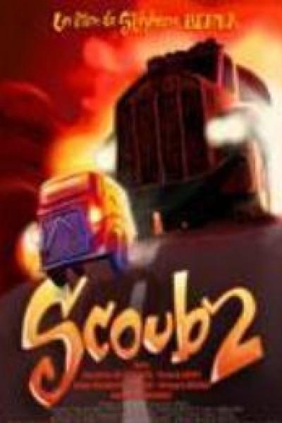 Caratula, cartel, poster o portada de Scoob 2