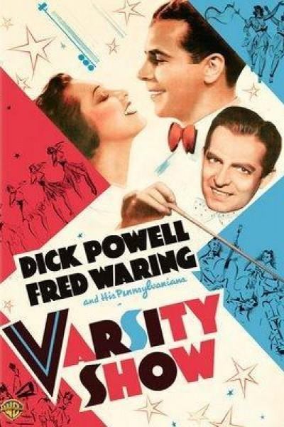Caratula, cartel, poster o portada de Varsity Show
