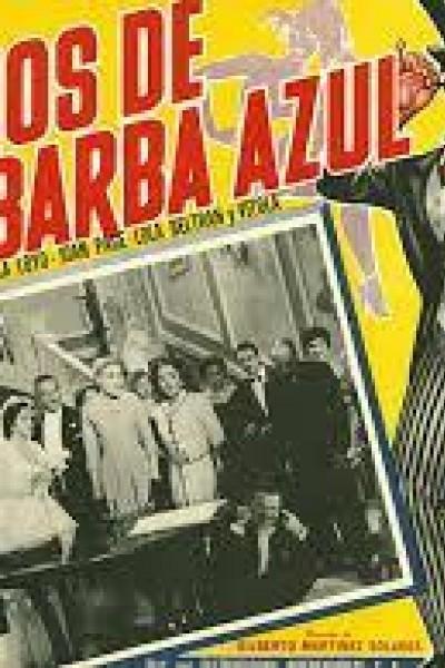 Caratula, cartel, poster o portada de Los líos de Barba Azul