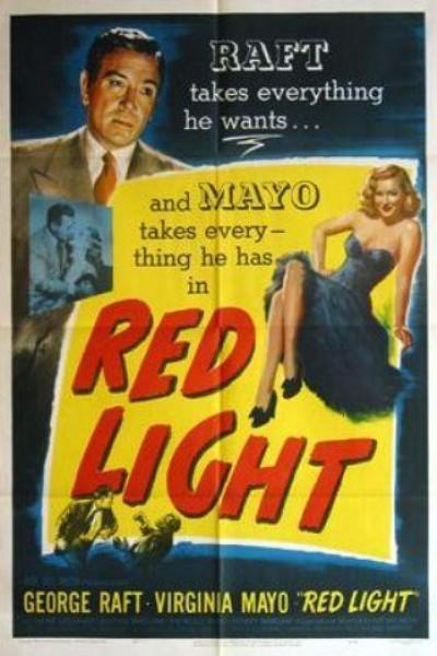 Caratula, cartel, poster o portada de Luz roja