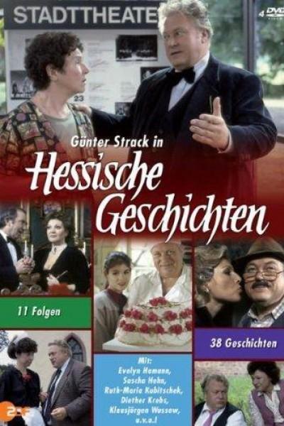 Caratula, cartel, poster o portada de Hessische Geschichten