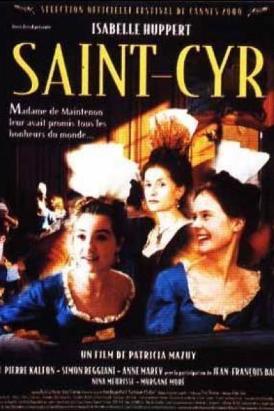 Caratula, cartel, poster o portada de Saint-Cyr